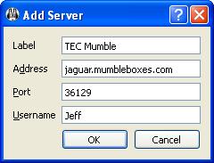 ServerDetails